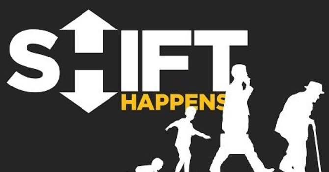 """""""Shift Happens – Rebooting your Life"""""""